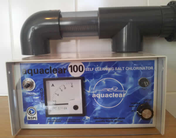 Aquaclear saltwater pool chlorinators